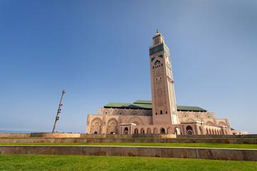 Hassan II Mosque in Morocco - Africa