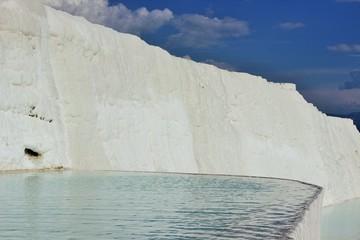 Sources d'eau chaude en Turquie
