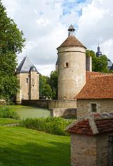 Château de Bannegon classé monument historique