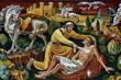 Good Samaritan (mural) - 68483932