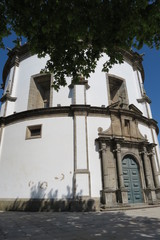 Portugal - Vila Nova de Gaia - Monastère da serra do Pilar