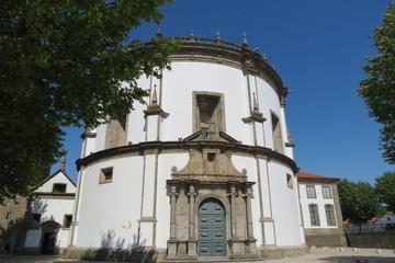 Portugal - Gaia - Eglise du Monastère de Serra do Pilar