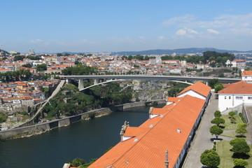 Portugal Porto - Gaia - Pont arrabida