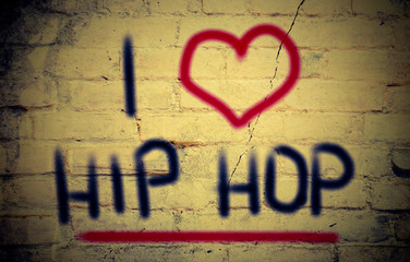 I Love Hip Hop Concept