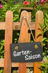 Gartensaison