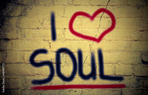 I Love Soul Concept