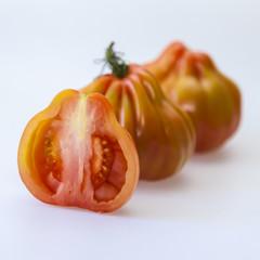 Large ripe tomatoes