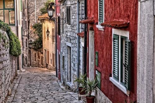 Zdjęcia na płótnie, fototapety na wymiar, obrazy na ścianę : Rovinj, Croatia