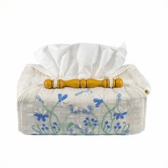 beautiful handmade tissue paper box