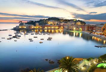 Italian resort