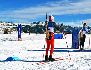 biathlon - winter sports