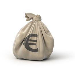 money bag euro