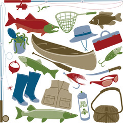 Fishing Items