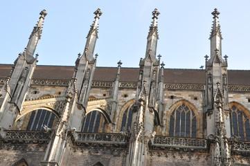 Ulmer Münster Kirchenschiff