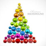 Fototapety Christmas tree