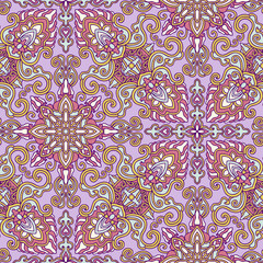 Decorative seamless pattern. EPS-8.