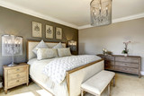 Luxury bedroom interor - 68490907
