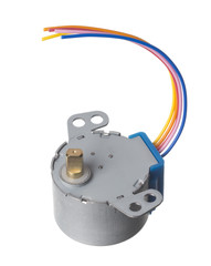 isolated stepper motor