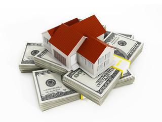 Mortgage concept