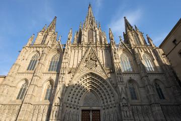 Catedral de la Santa Cruz y Santa Eulalia, Barcelona, España