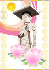 불교이미지와 캐릭터