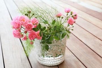 rosarote rosen