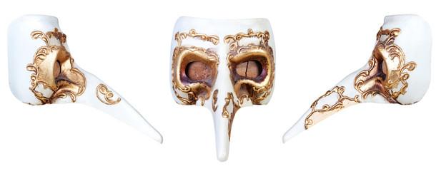 Classical Venetian Doctor Mask