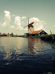 Mulini a vento in Amsterdam