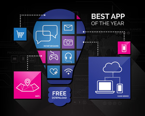 Bulb app icons