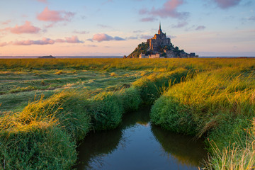 Mount Saint-Michel