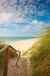 Weg zum Strand - 68501533