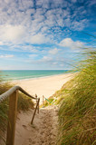 Fototapety Weg zum Strand