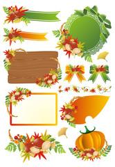 秋 フレーム