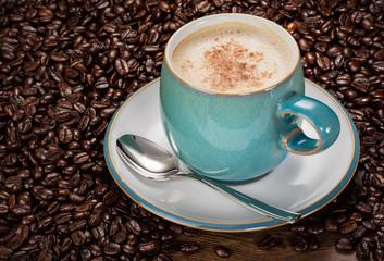 Homemade Cafe Latte