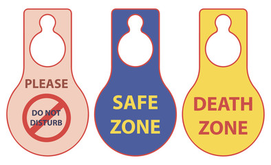 Death and  safe zone