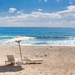 plage de Boucan-Canot sous le soleil de la Réunion