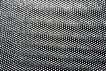 Background texture of a metal mesh sheet