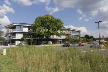 Neues SAP-Gebäude