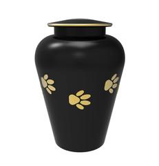 Cremation urn for pets
