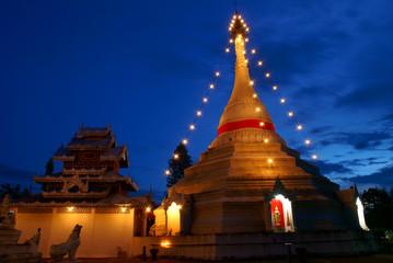 A Night Monastery