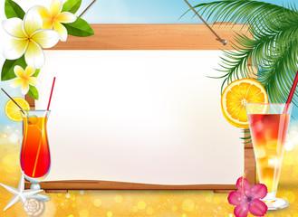 Menù Beach Bar
