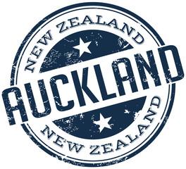 auckland stamp