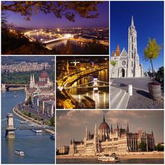 Budapest city