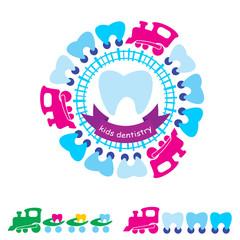 логотип детская стоматология
