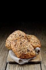 Bread background