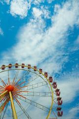 Ferris wheel, Observation Wheel, Big Wheel