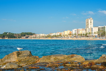 Lloret De Mar. Spain
