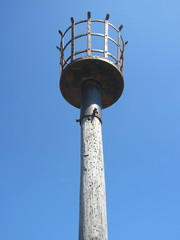 beacon pole