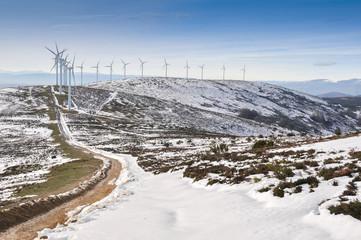 Sierra de Elguea, Alava (España)
