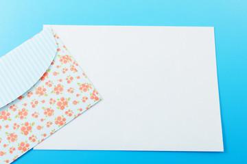 綺麗な封筒